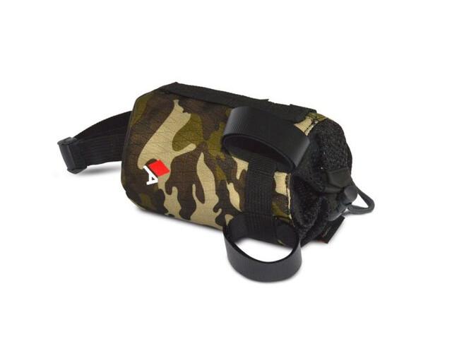 Acepac Bike Bottle Bag - Sac porte-bagages - beige/marron